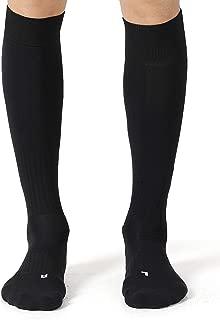 CelerSport 2 Pack / 3 Pack Soccer Socks for Youth Kids...