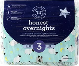 Honest Overnight Diapers