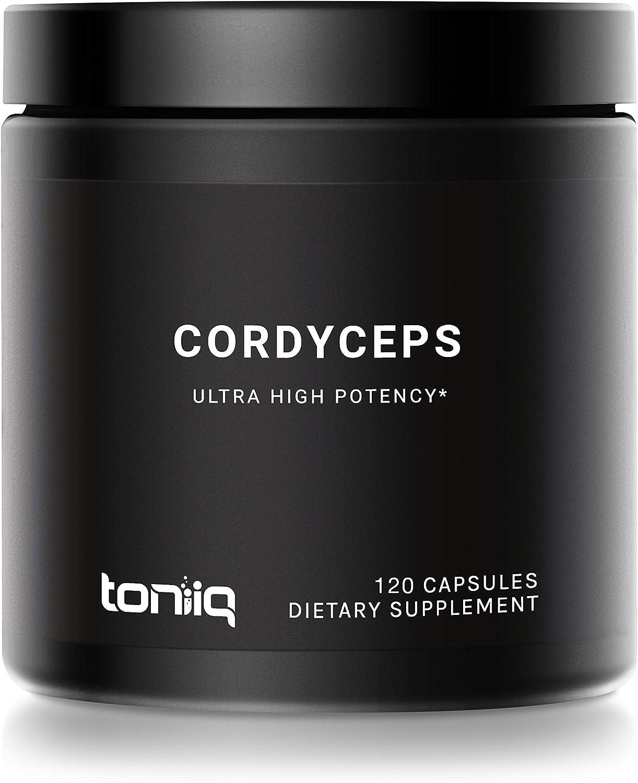20% Cordycepic Acid Cordyceps Sinensis Capsules - mg 2021 Max 77% OFF S 1300 CS-4