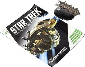 Eaglemoss Star Trek Klingon Bird of Prey and Magazine