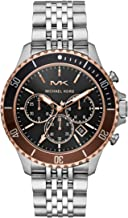 Michael Kors Bayville Chronograph Stainless Steel Watch