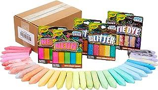 Crayola Sidewalk Chalk Special Effects Set, Outdoor Toy, 30Count, Kids, 4, 5, 6, 7