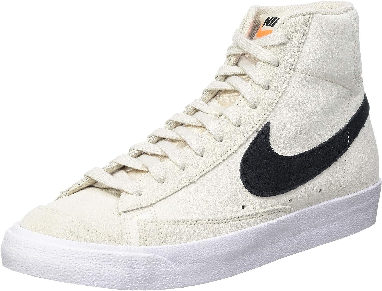 Amazon.com   Nike Men's Blazer Mid 77 Suede Basketball Shoe ...