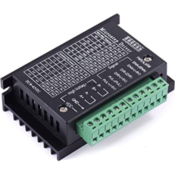 Longs Motor 2-Phase Stepper motor driver DM542A 1.0-4.2A 18-50VDC for CNC Router/