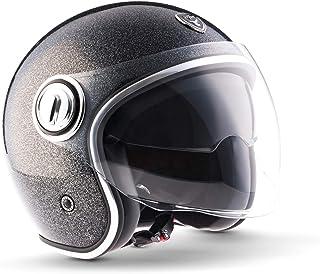 Suchergebnis Auf Für Motorradhelme Jethelme Helme Auto Motorrad