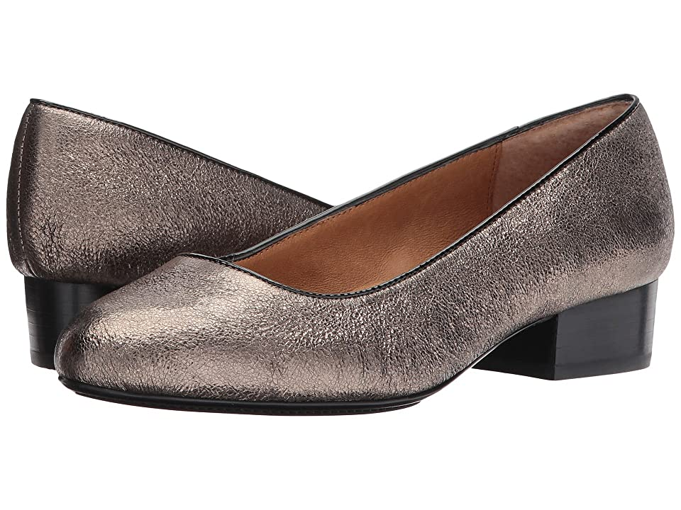 Sofft Belicia (Copper/Black Scoop/Cow Patent) Women