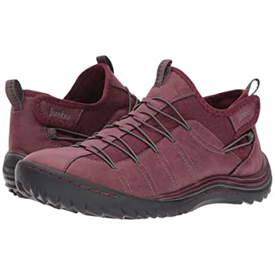 Jambu Spirit Vegan (Wine/Grey Tumbled Vegan/Melange Neoprene) Women
