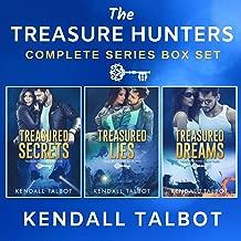 Treasure Hunters Box Set: Complete series: Books 1-3