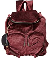 See by Chloe - Textured Velvet Joyrider Backpack