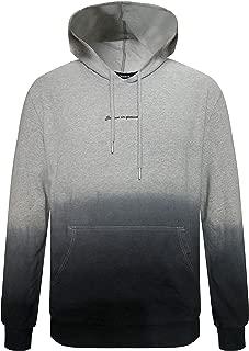 Men's Fleece Hooded Pullover Sweatshirts Full-Zip Jackets Athletic Outdoor Active Wear