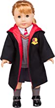 Dress Along Dolly Hermione Granger Inspired Doll Clothes for American Girl and 18