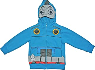 Thomas the Train Toddler Boys 2T-5T Costume Hoodie Jacket