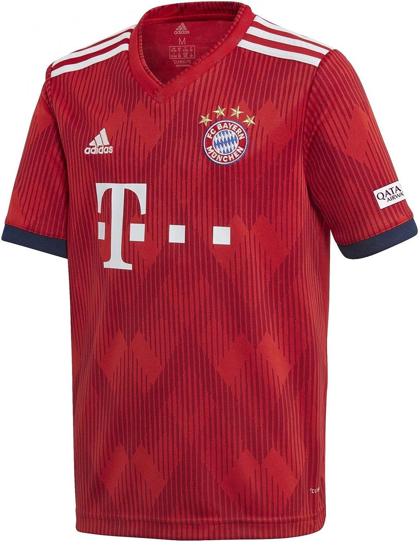 Adidas Herren 18 19 FC Bayern Home