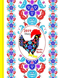 Barcelos Rooster: 2019 Diary