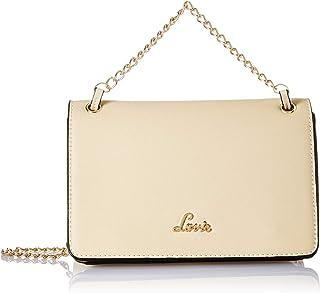 Lavie Cetan Women's Sling Bag (Beige)