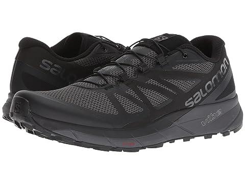 Salomon Shoes , BLACK/BLACK/MAGNET
