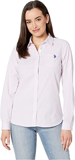 9cca9a94c2391 Women s U.S. POLO ASSN. Shirts   Tops
