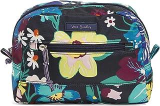 Vera Bradley Women's Lighten Up Medium Cosmetic Makeup Organizer Bag