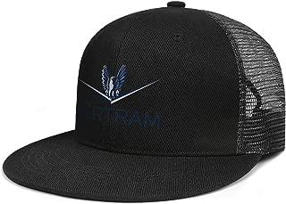 NINETYRW Patterned Mens Snapback Caps Robalo-Logo- Trucker Cap Mesh Cotton Adjustable Flat Bill Cap