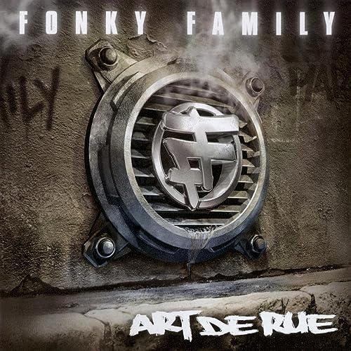 FAMILY TÉLÉCHARGER DE GRATUITEMENT ART FONKY RUE