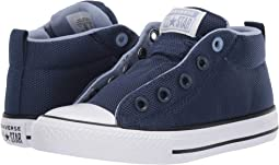 Chuck Taylor All Star Street Uniform - Mid (Little Kid/Big Kid)