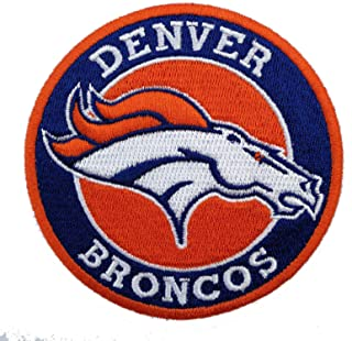 Best bronco iron on patches Reviews