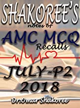 SHAKOREE'S NOTES OF AMC MCQ RECALLS JULY PART-TWO 2018