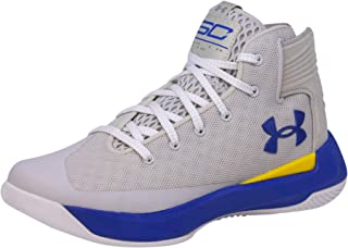 Under Armour Mens 1274061-101 Curry 3