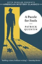 A Puzzle for Fools: A Peter Duluth Mystery (American Mystery Classics)