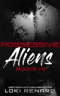 Possessive Aliens: Dark Scifi Alien Romance Box Set