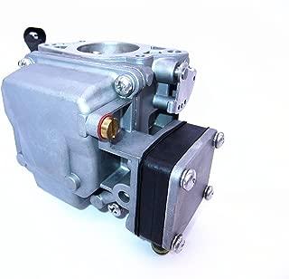 SouthMarine Boat Motor Carbs Carburetor 63V-14301-10-00 63V-14301 for Yamaha Parsun Hidea 2-Stroke 9.9hp 15hp Outboard Motors