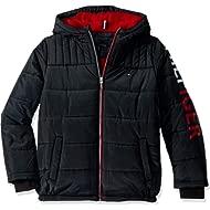 Tommy Hilfiger Boys' Big Mason Jacket