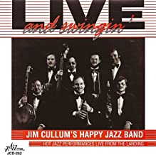 Live and Swingin' - Hot Jazz Performances Live from the Landing