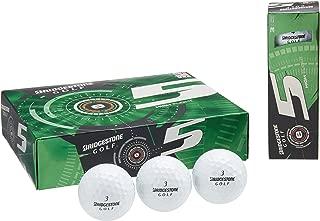 Bridgestone 2015 E5 High Flight 2-Piece Mens Golf Balls