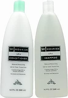 Trader Joe's Nourish Spa Shampoo and Conditioner (Authentic TJ's)