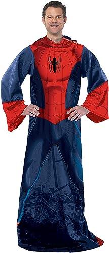 forma única Northwest Capitán América, América, América, Spider Man Spider Up, 48 by 71   100% autentico
