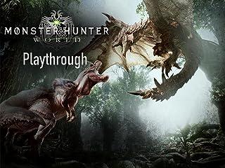 Monster Hunter World Playthrough