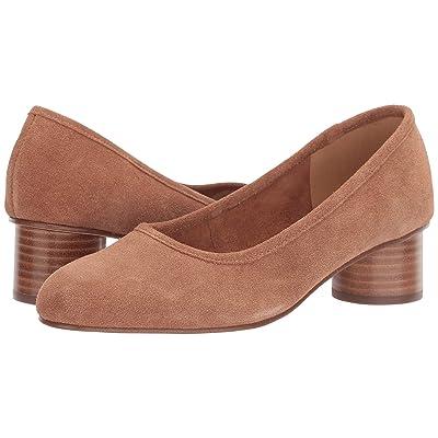 Soludos Juliette Day Heel (Tan) Women