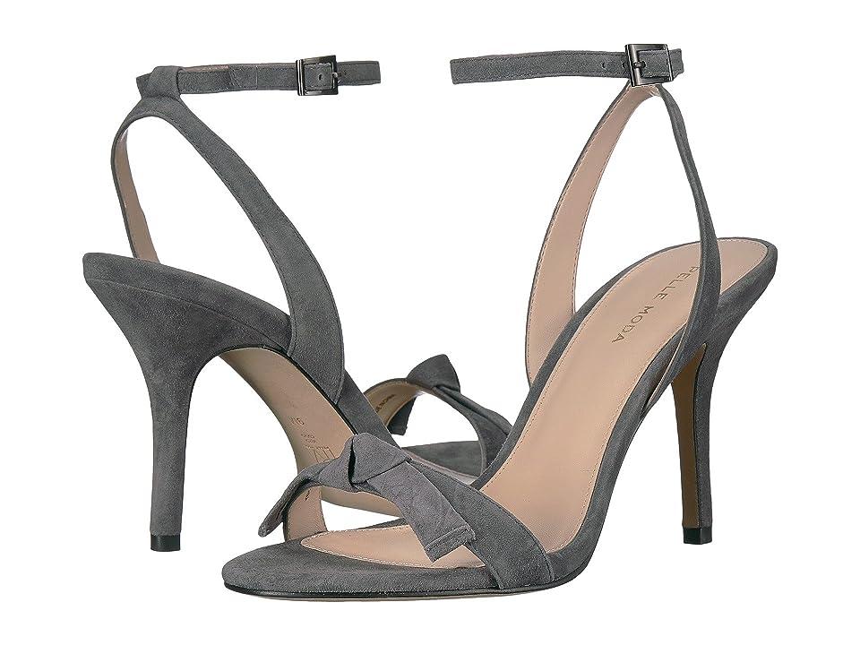 Pelle Moda Kim 2 (Steel Suede) High Heels