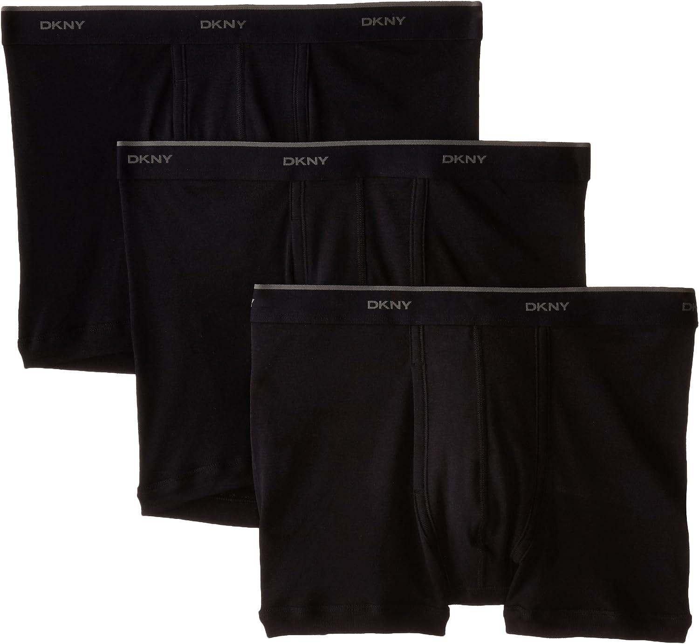 DKNY Men's 3 Pack Boxer Brief