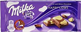 Milka妙卡快乐小牛巧克力100g(德国进口)