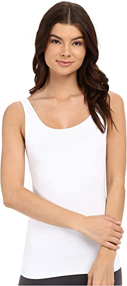 Delicious Long Line Low Back Tank Top