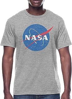 NASA Classic Vintage Inspired Logo T-Shirt