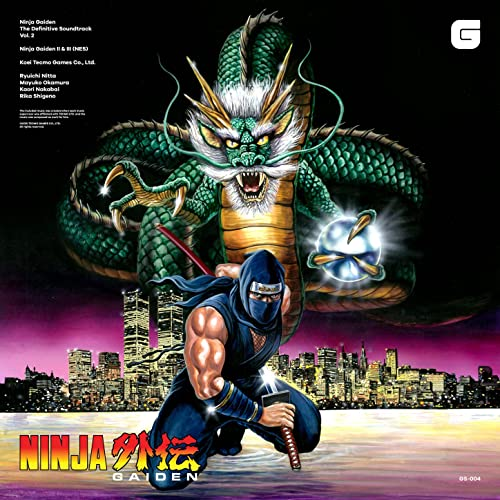 Ninja Gaiden The Definitive Soundtrack, Vols. 1 & 2
