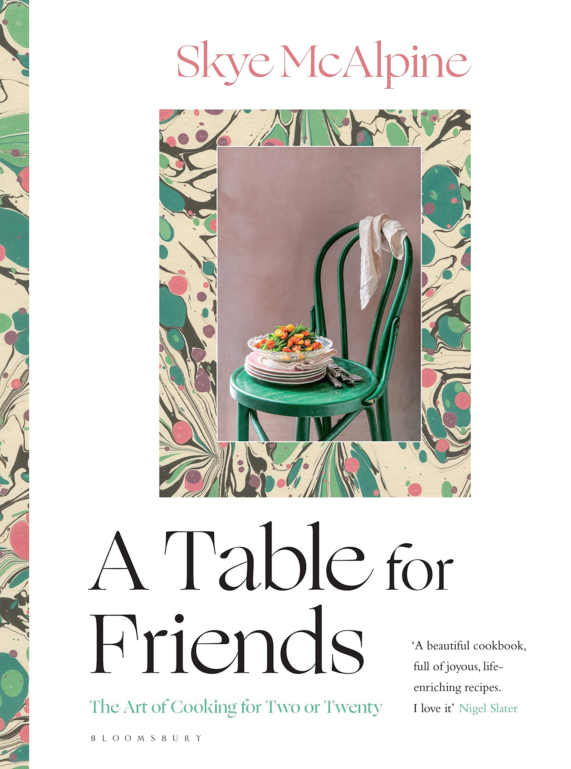Download A Table for Friends: The Art of Cooking for Two or Twenty