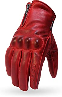 TORC Beverly Hills - Guantes para mujer, Beverly Hills Red, XS