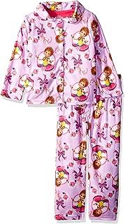Disney Girls' Fancy Nancy 2-Piece Pajama Coat Set