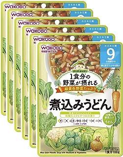 1食分の野菜が摂れるグーグーキッチン 煮込みうどん×6袋