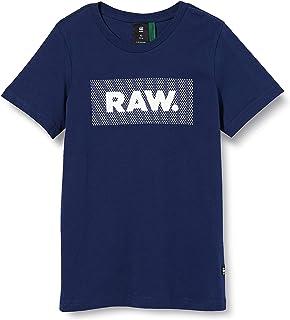 G-STAR RAW Sq10166tee Shirt Camiseta para Niños