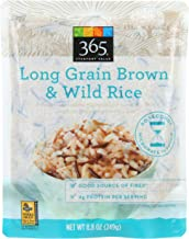 365 Everyday Value, Long Grain Brown & Wild Rice, 8.8 oz